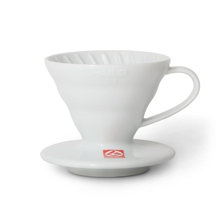 Hario White Ceramic V60